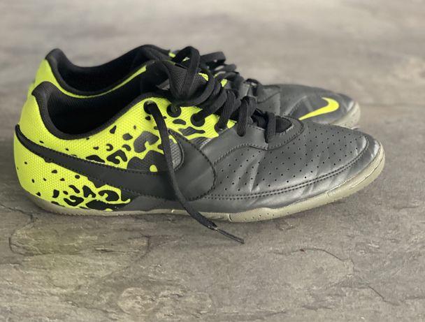 Оригинал футзалки  бампы Nike 5 Elastico ll 580454-007