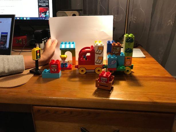 Lego duplo klocki Moja pierwsza ciężarówka 10818