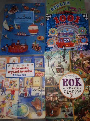Rok w krainie czarow Moja wielka wyszukiwanka ksiazki dla dzieci