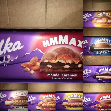Шоколад Милка , Milka 300гр  (большой ассорт. в описании)
