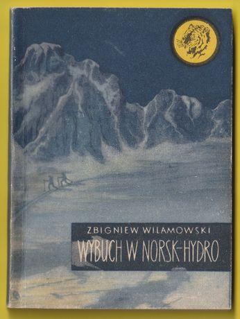Żółty tygrys - Wybuch w Norsk Hydro - Zbigniew Wilamowski - 1960 / 7