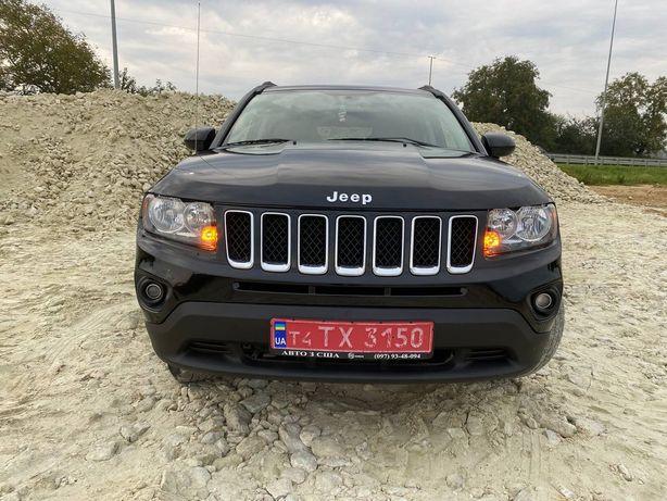 Jeep Compass 2.4 4×4 latitude gbo