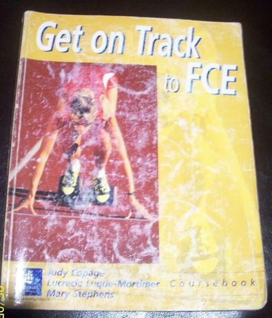 Get on Track to FCE; Copage, Luque-Mortimer, Stephens