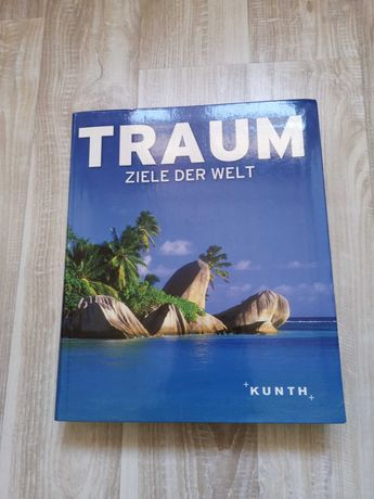 Książka Traum ziele der Welt