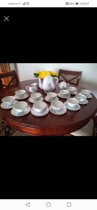 Serviço de chá da Vista Alegre Algueirão-Mem Martins - imagem 1