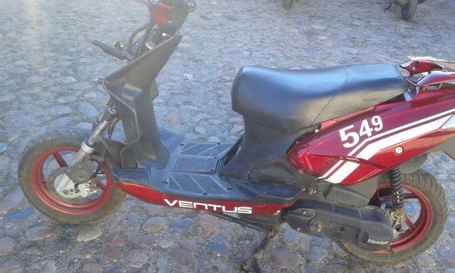 Cześci Ventus 549 50cm3 2011