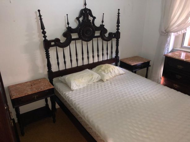 Mobília de quarto classico/vintage