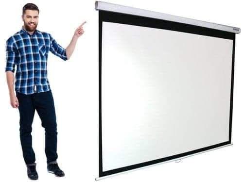 Ekran projekcyjny 200/150