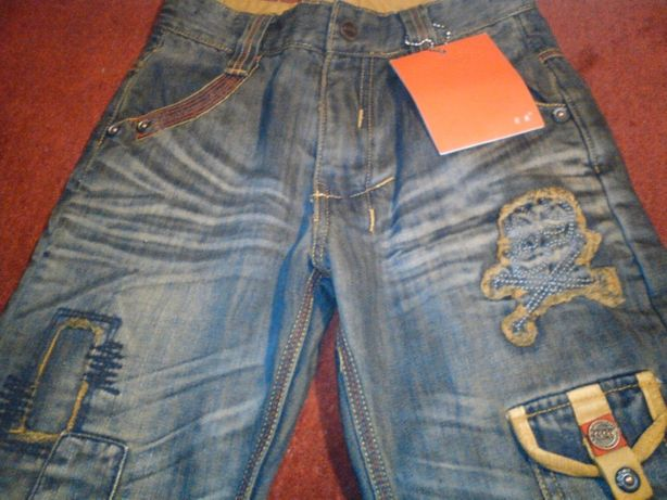 штаны джинсы на мальчика подростка новые