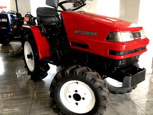 Трактор Mitsubishi MT155 японський мінітрактор