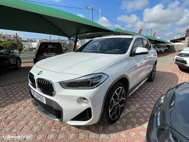 BMW X2 18 d sDrive Auto Pack M