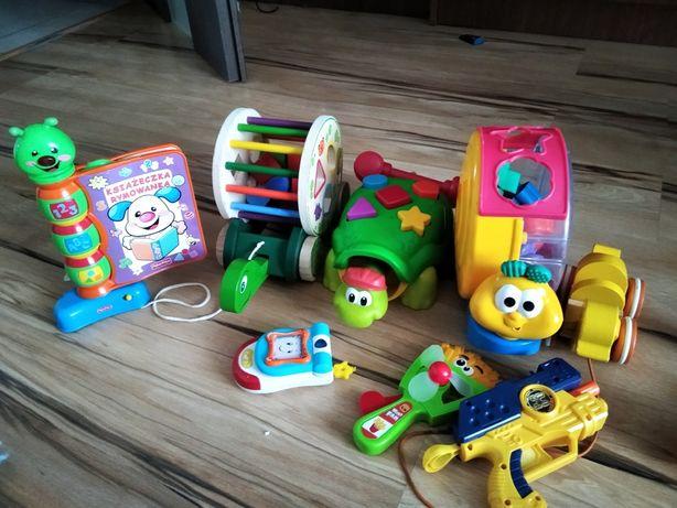 Komplet zabawek edukacyjnych