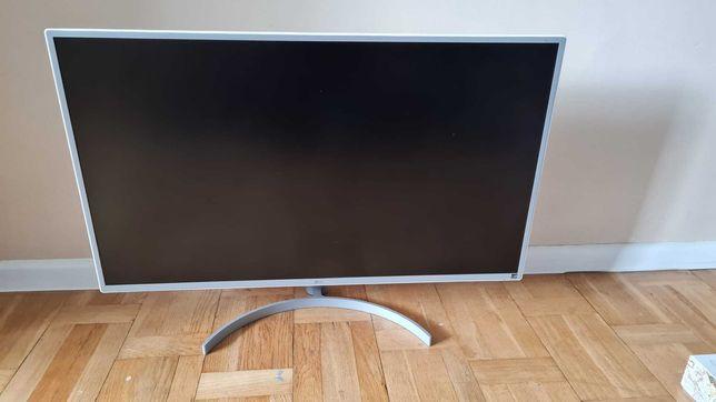 Monitor LED LG 32QK500-W, 31,5 cala