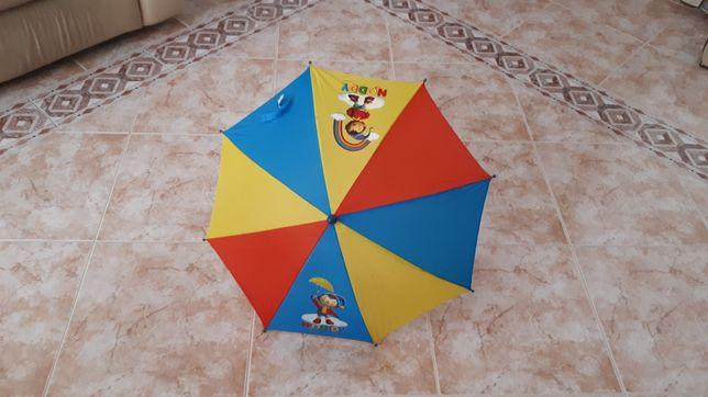 Chapéu de chuva de criança do Noddy
