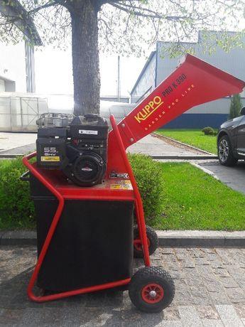 Измельчитель веток Klippo Pro K 390