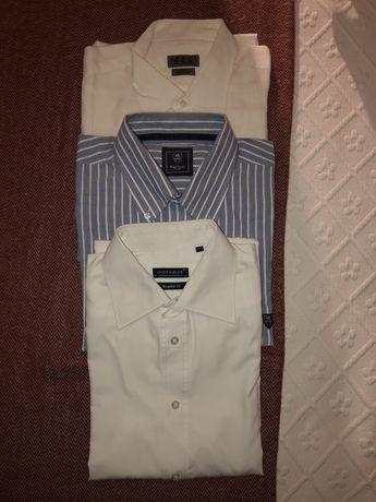 3 camisas igual a novas vendo ou troco