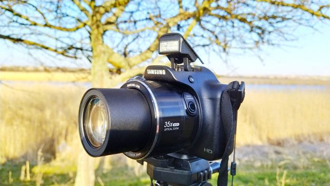 Samsung WB+WiFi+35Х Зум+Зарядное,Фотоаппарат,Камера,не Nikon,Canon
