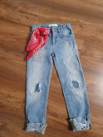 Spodnie Zara 122