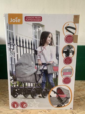 Игрушечная детская коляска для куклы