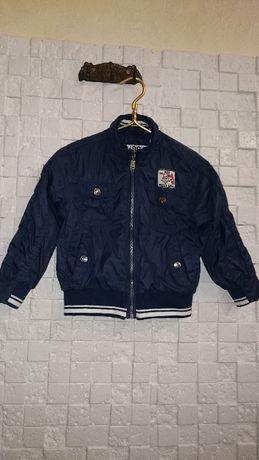 Куртка iDO демисезонная для мальчика 4 лет