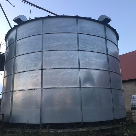 Silos zbożowy ARAJ 540 ton