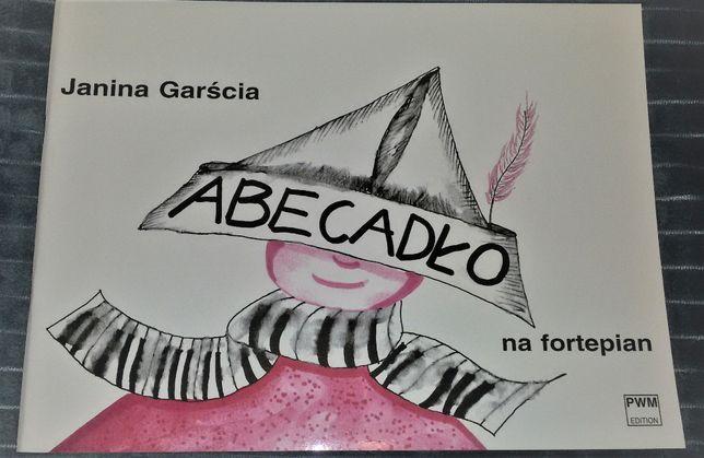 Janina Garścia Abecadło na fortepian