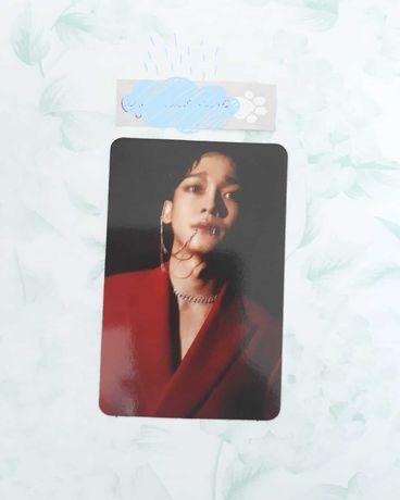 EXO photocard karta CHEN Obsession KPOP