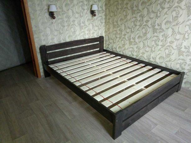 120*200 см кровать для подростка деревянная