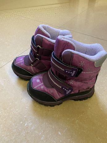 Етские зимние ботинки Tom.m