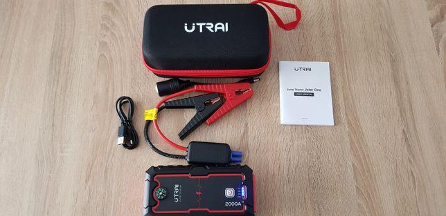 UTRAI Urządzenie rozruchowe Powerbank Booster 22000mAh 2000A 12V