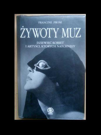 Żywoty Muz książka o Paniach; żonach S. Dali i innych..