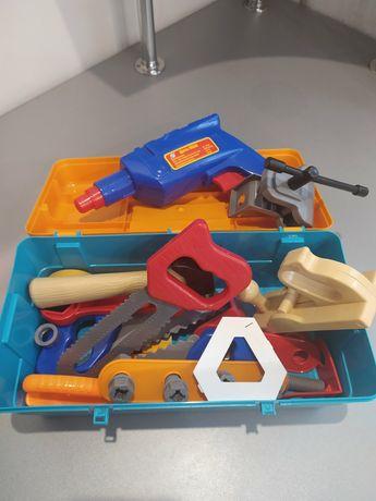 Детский строительный набор