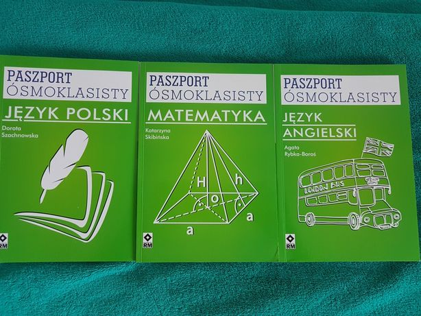 Repetytorium z języka  polskiego, matematyki i angielskiego