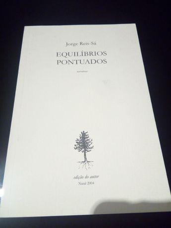 Equilíbrios Pontuados - Jorge Reis-Sá (oferta portes de envio)