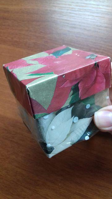 Коробка коробочка подарочная