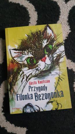 Książka Przygody Filonka Bezogonka - Gösta Knutsson