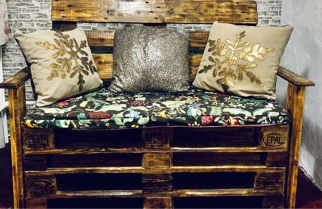 Продам диван ручной работы