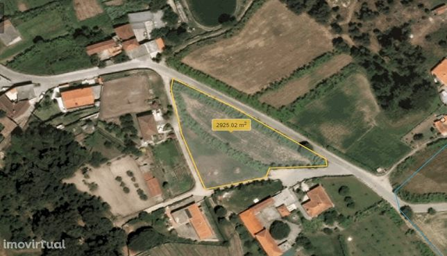 Terreno Carvalhal para construção, zona habitacional