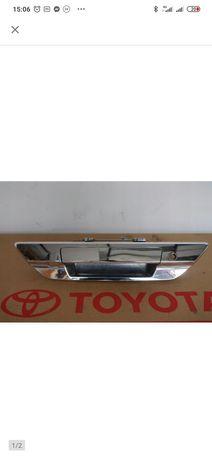 Ручка кришкі багажника зовнішня toyota hilux 2016-