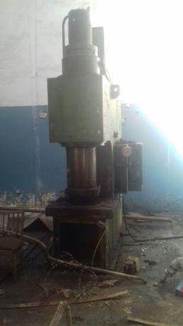 Пресс гидравлический PYE-250 S1