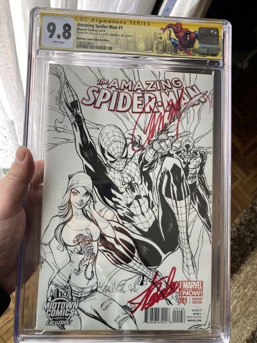 Marvel - The Amazing Spider-Man CGC Lordelo - imagem 1