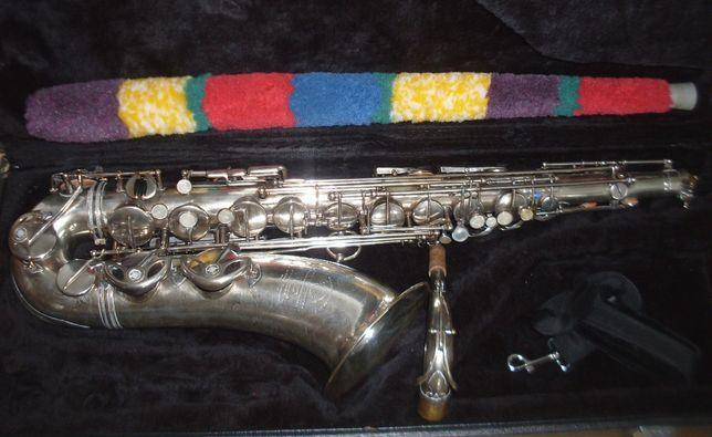Saksofon Tenorowy Selmer Balanced Action Silver z 1947r