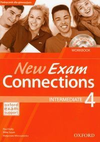 New Exam Connections 4. Intermadiate Workbook + płyta cd