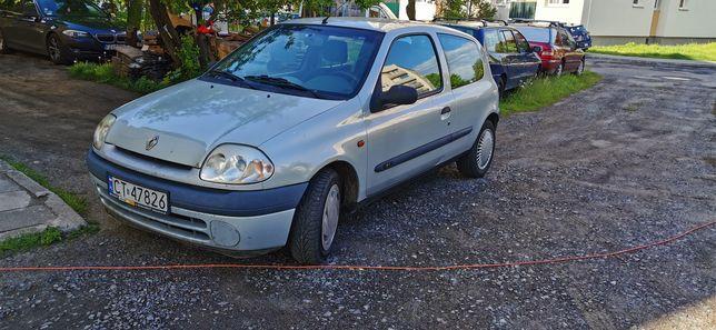 Renault Clio 1.4 Automatyczna skrzynia OC pół roku a przegląd na rok