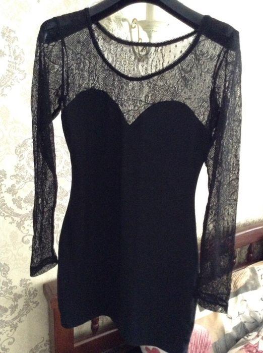 Чёрное платье, плаття вечірнє Винница - изображение 1