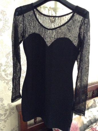 Чёрное платье, плаття вечірнє