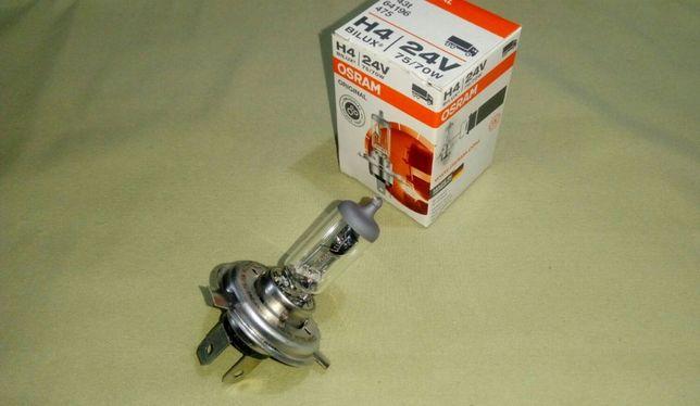 Галогенная лампа H4 24V OSRAM (Original)