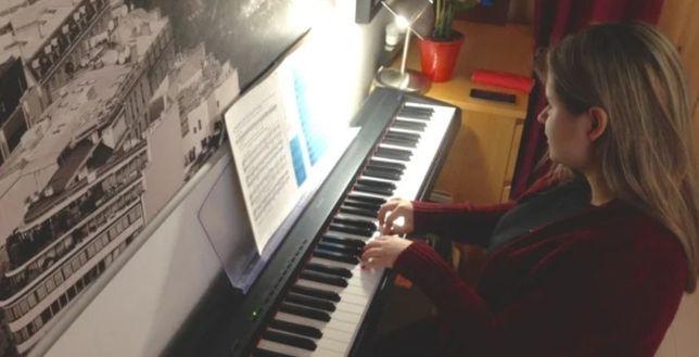 Вокал и фортепиано по Скайпу
