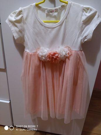 Sukienka rozmiar 92