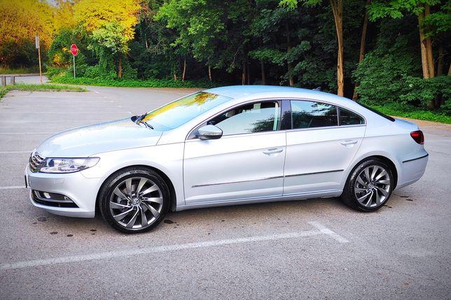 Auto samochód do ślubu Volkswagen CC tanio!